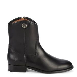 COPY - Frye Melissa Short Leather Boots - Brand N…